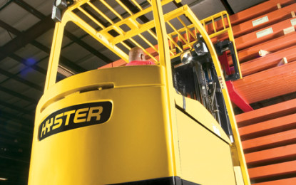 Fast-charging and lithium-ion battery forklifts to enjoy high uptake, finds Frost & Sullivan
