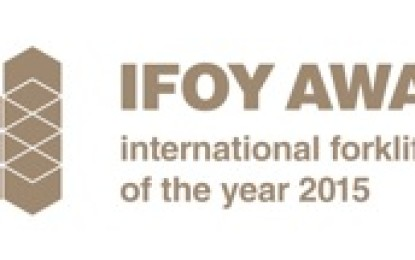 Enter Now: International Forklift (IFOY) Awards 2015