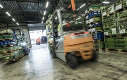 Scania pioneers better logistics to reduce carbon emissions