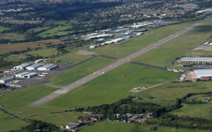 Coventry Airport appoints BDA official handling agent