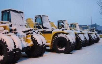 Prepare for the worst to minimise forklift maintenance costs this winter