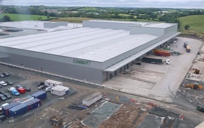 Combilift set to double production capacity with new factory