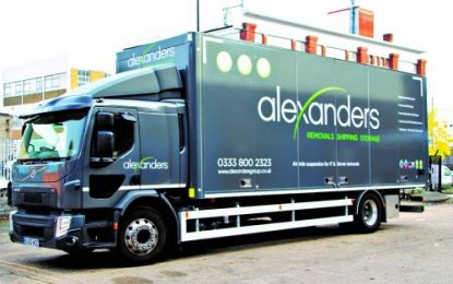 Ekeri side-loader widens service scope for Alexanders