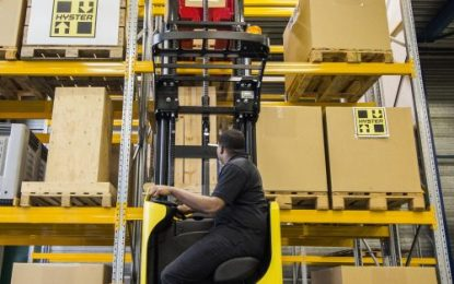360 Degree solutions from Hyster at LOGIMAT 2018