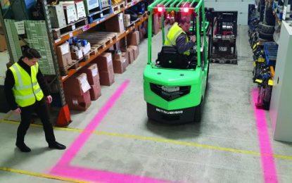 Visionary thinking on visibility: Mitsubishi launches Safety Zone