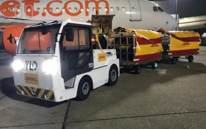 Case study: easyJet transforms ground services at Gatwick with Rushlift