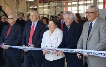 Manitou Group inaugurates new R&D Test Centre