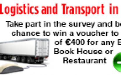 TechBeat Survey: Logistics & Transportation in Ireland 2018