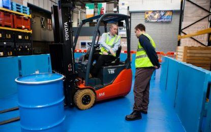 Agency workers at risk due to lack of lift truck training, warns RTITB