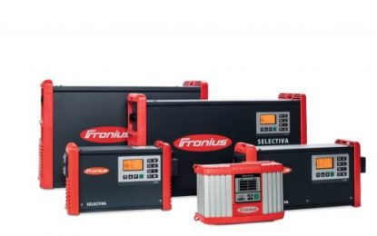 Fronius Perfect Charging at LogiMAT 2019: Sustainable solutions for intralogistics