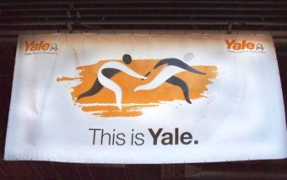 Bringing the 'This is Yale' experience to LogiMAT 2019