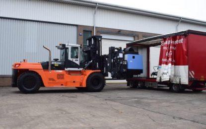 Case Study: Mills CNC goes for heavy handling with Doosan's gentle giant
