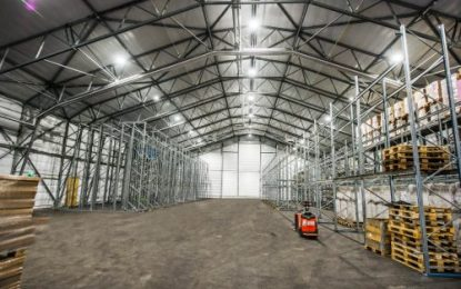 Continuing growth of online shopping drives demand for new adaptable warehousing