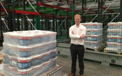 Moffett Automated Storage – Optimising Warehousing