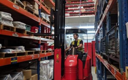 Ilke Homes' store benefits from Flexi technology