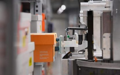 Jungheinrich acquires stake in robotics start-up Magazino