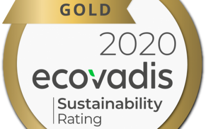 EcoVadis names Jungheinrich as one of the top sustainable companies in the world