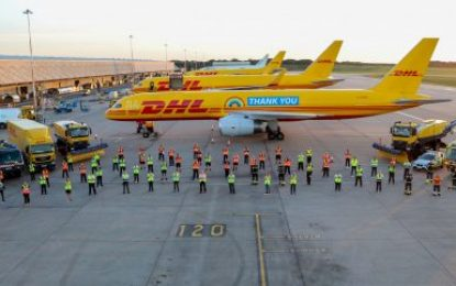 DHL Express is a Global Top Employer 2021