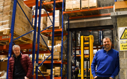 Irish supply chain company TBM Solution sets up GB base