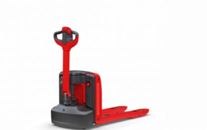 Compact pallet truck from Linde Material Handling – Goods delivery made easy