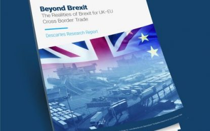 Brexit realities – early preparation remains crucial to supply chain success