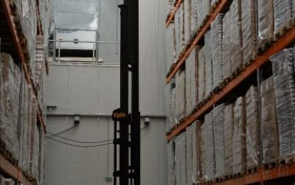 High performance at low temperature: Yale solutions bolster cold store operations