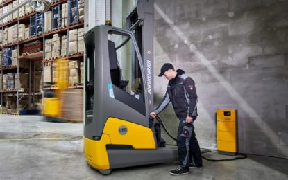 Warehouse efficiency: Looking at the positives