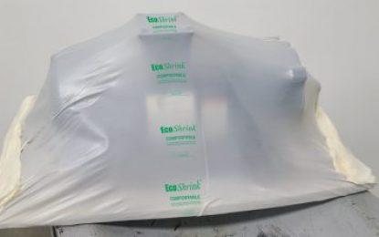 EcoShrink Compostable Film Bids to Keep Plastics Out of Landfills!