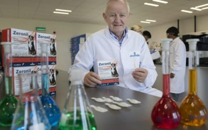 Chanelle Pharma expands its distribution and manufacturing operations to Ballinasloe