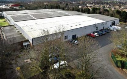 ONWARD HOLDINGS offer commercial property at Normanton Industrial Estate in Wakefield