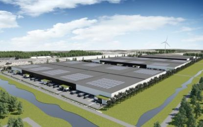 P&O Ferrymasters develops new warehouse near the Port of Genk