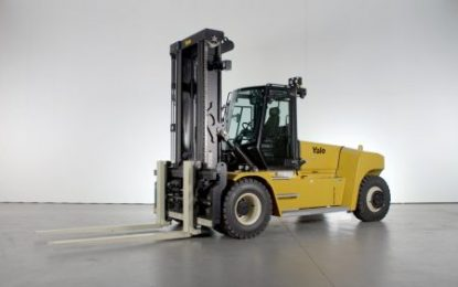 Yale reveals new cab design for high capacity trucks