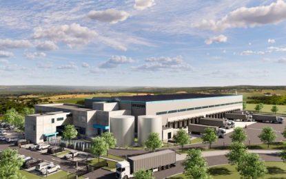Garbe Industrial Real Estate builds for Amazon in Erding
