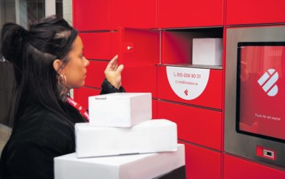 APCOA and Instabox start collaboration to provide parcel pickup stations
